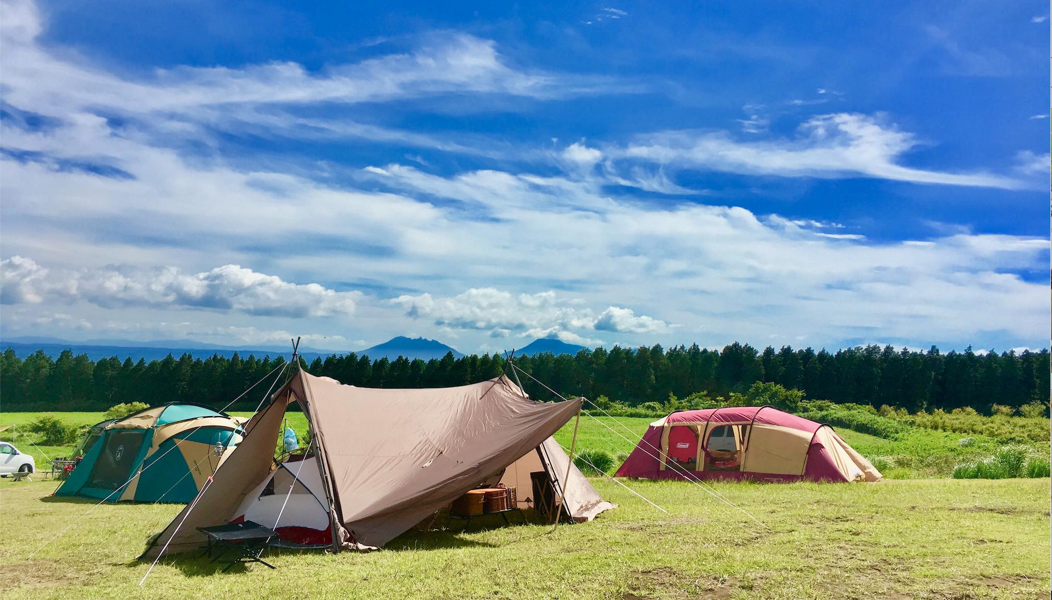 デカトロン(DECHATHLON)のキャンプ用品がオススメ!オンラインも便利!